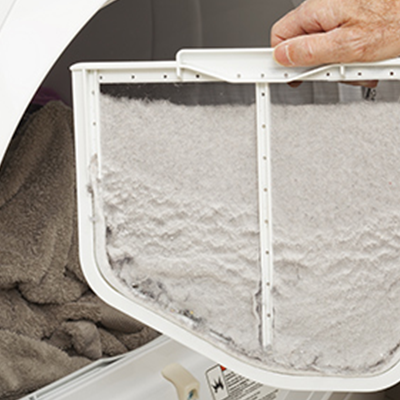Clean your lint trap every time you use your dryer