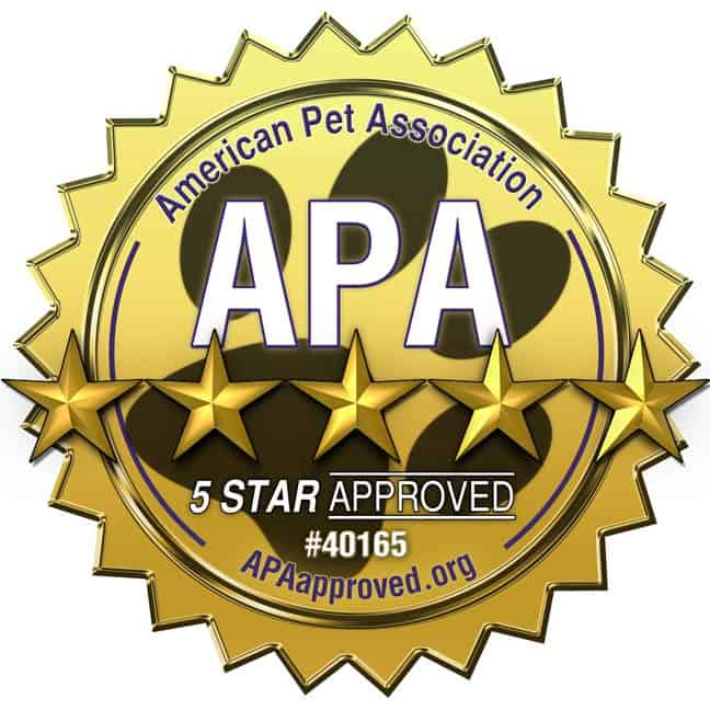 American Pet Association Certified for both Carpet Cleaning and Air Duct Cleaning